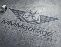 Logo design for MMMgarage