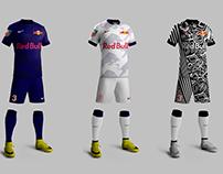 Formula 1 Football Kits