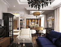Petersburg apartment