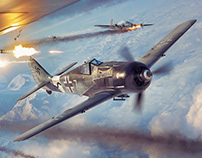 FW190-A8 - Eduard