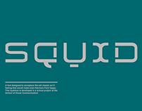 Squid - Free font