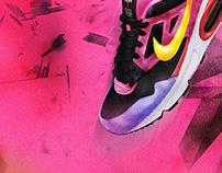 Nike Air Max space concept