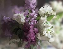 Summer. Lilac. Love.