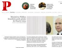 Redesign Site Público