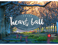 American Heart Association Heart Ball 2015 Program