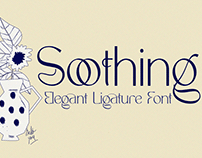 Free Font - Soothing