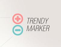 Trendy Marker