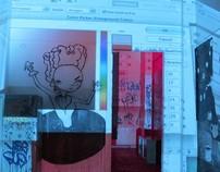MAPPING DE INTERIOR- processo e arte/ SP 2012