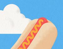 Eatiquette Editorial Illustrations