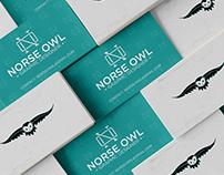 Norse Owl Branding