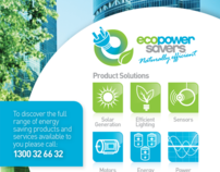 Electrical Connection Magazine Ad 2012 Eco Power Savers
