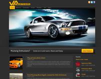 VA Mustangs.com