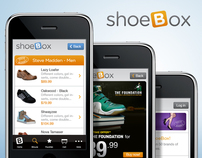 ShoeBox App