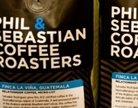 Phil & Sebastian Coffee