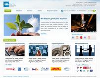 Coporate Website - Hi-Tech Outsourcing Services