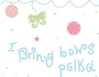 Bows and polka dots!