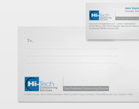 Business Stationary for Hi-Tech
