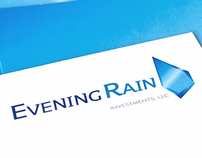 Evening Rain - Brand Identity