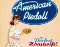 American Piedoll