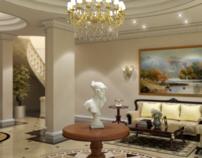 Classic Villa Reception