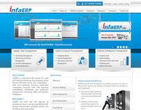 InfaERP  WebDesign