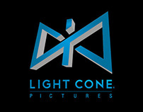 Light Cone Pictures - Visual identity