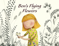 """Ben's Flying Flowers"" published by Magination Press"