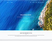Vacation Rental and Home Website