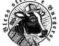 Bless - thug cow
