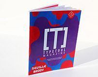 [ T ] : TypeTool Magazine