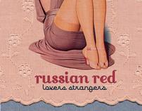 Digipack CD Russian Red