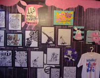 Tapau exhibition Aug 2008