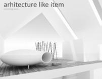 arhitecture like item