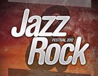 Jazz&Rock  festival - Visual Identity