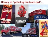Coca Cola Social Media Campaign (GCC)