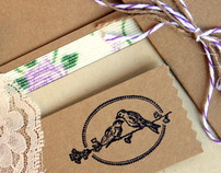 Invitation / Wedding memory kit