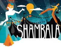 Shambala branding