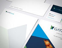 GATEFOODS   Logo & Corporate Identity Design