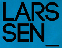 CD Cover - Larssen - Pninism