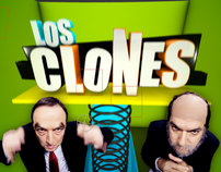 TV INTRO // LOS CLONES