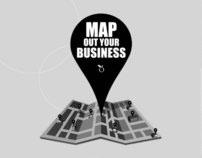 Google Maps Ad (Orange and Bronze Software Labs)