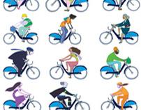 TFL: BARCLAYS CYCLE HIRE