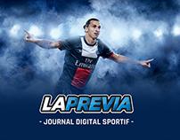 La Previa / Drupal 7 Website