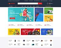Antomi - Multipurpose Shopify Theme