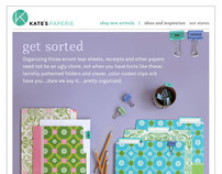 Kate's Paperie Online