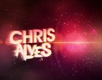 Chris Alves- Motion Graphics Name Reveal