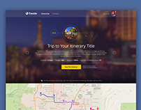 Traveler Marketplace - UI/UX Design