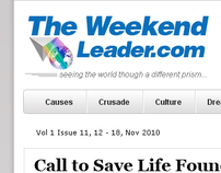 The Weekend Leader