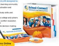School-Connect, HIgh School Curriculum Marketing