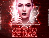 Sextou na Ibiza